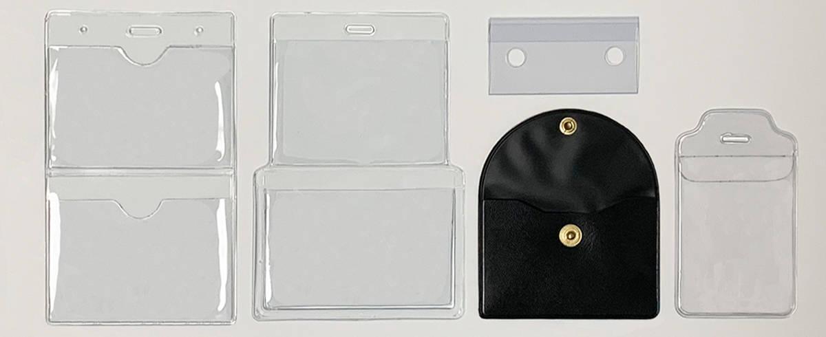 custom ID badge holder